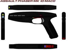 assault phaser mk  10 MACO by bagera3005