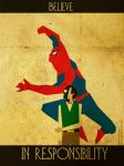 Believe - Spiderman by KerrithJohnson