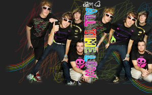 All time low banner by classictantrums