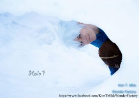 Hello ? Jack Frost here :3 by Kim-T-Mikk
