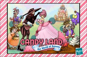 Welcome to Candyland by Klassie