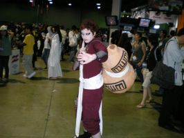 Gaara by obitoxuchihaxlover