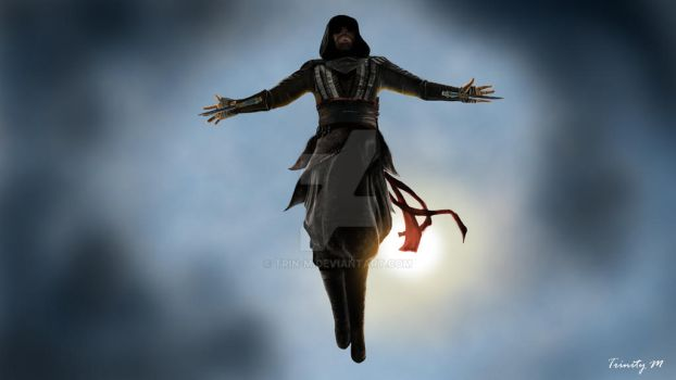 Assassin's Creed by Trin-M