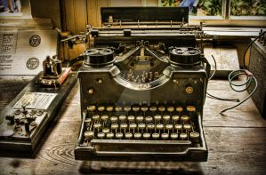 Vintage Scribe by cchumbley