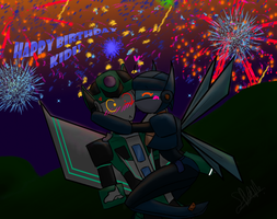 New Years Birthday by ShadowDemon101