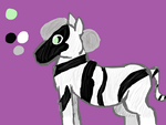 Unnamed Zebra by Shipley-Dipley