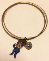 10th Doctor Bangles Set by Lovelyruthie