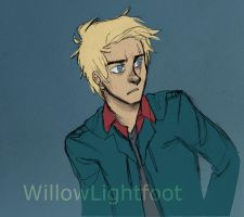 My Own Mistake by WillowLightfoot