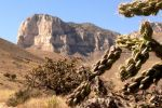 Guadalupe Mountains by PiCastro