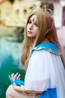 Belldandy - It's Lonely At the Top by Rinoa-Ulti