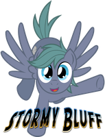 Trotcon 2013 Badge Front by wildtiel