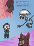 Fnaf silly comic - Foxys Pride part 15 by Maria-Ben