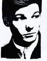 Louis Tomlinson by Sylkee