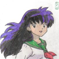.::Kagome: Every Heart::. by lolita-stocking