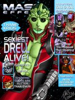 Sexiest Drell Alive by AmayaMarieSuta