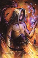 Sephiroth by tifachan