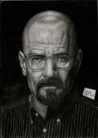 Walter White - Breaking Bad by vitorassis88