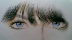 Liv tyler eyes by Dee-java