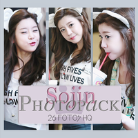 Photopack Sojin- Girl's Day 012 by DiamondPhotopacks