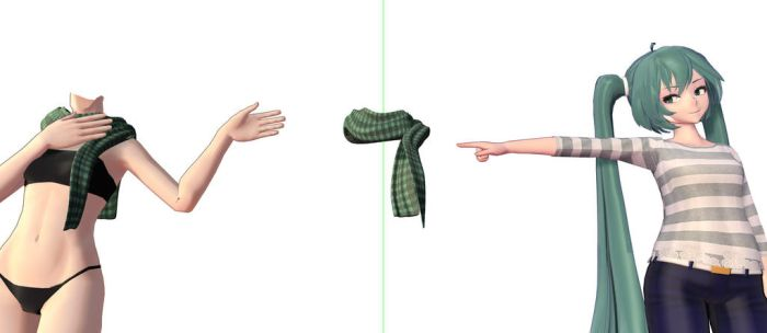scarf dl by Madpadpan