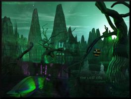 The Lost City by Miarath