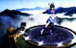MMD The Dance of the Fairy of the East by Trackdancer