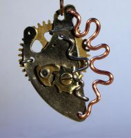 Steampunk pendant 5 by TheCraftsman