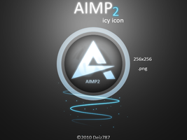 AIMP2 Icon by Deiz787