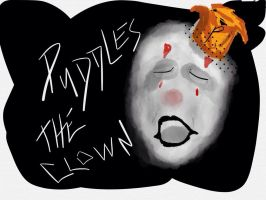Puddles The Pity Party Clown by kileyelik