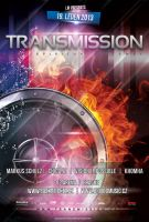 Transmission flyer by PraguePhotography