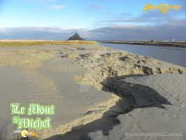 Le mont St Michel 5 day by SpotlessDestiny