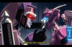 TF: Elita and Foxfire by Pinkuh