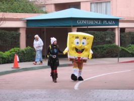 SacAnime 2010 - SpongeBob?? by Wardog1
