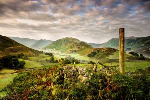 Autumn - Martindale Common by PaulBullenLandscapes