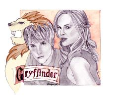 Love at the Gryffindor by Elezar81