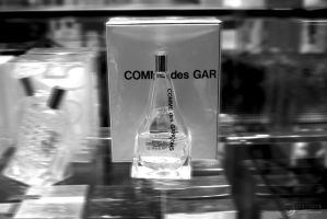comme des garcons by glacialink