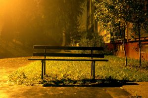 Bench by DANOdA