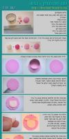 Pink sheep tutorial by Shatya