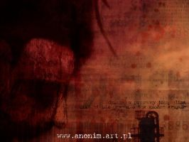 Anonim Band Wallpapers: 07 by michalkosecki