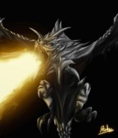Alduin by Stroke1986