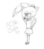 My ACNL Outfit! ^-^ by WinterTheGlaceon45