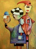 CIRCUS ARTISTS by broda502
