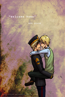 Welcome home by fliff