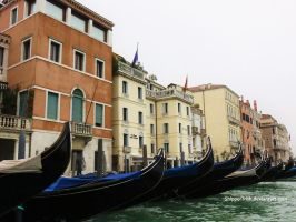 Gondolas by ShipperTrish