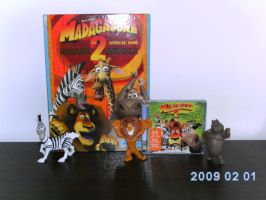 my madagascar 2 collection by cartoonprincessML