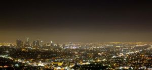 LA Skyline by Outspire