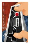 Nintendo Art Deco by beaubaphat