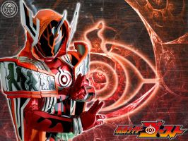 Kamen Rider Ghost: Darwin by HenshinGeneration