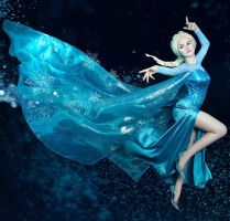Frozen Elsa Dress Original Version Costumes5 by Jessical1