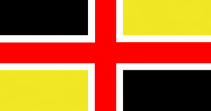 Maryland State Flag Proposal By: S. R. Barlow by DesertStormVet